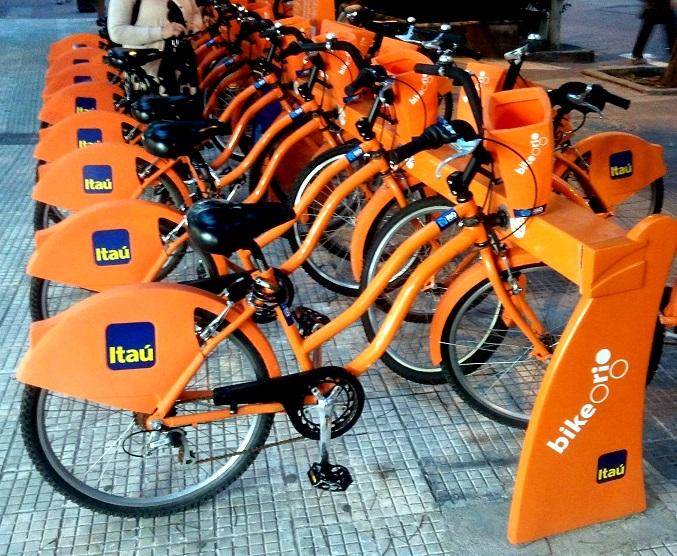 Bike Rio Samba