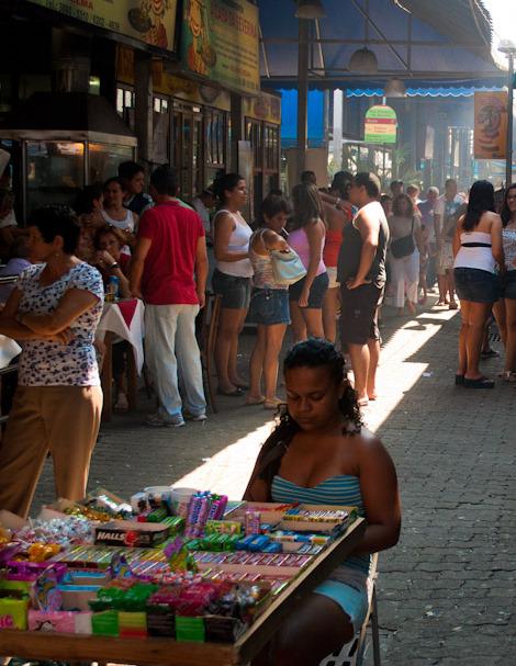 Market sun