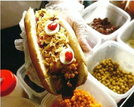 Cachorro Portuguese Hot Dog