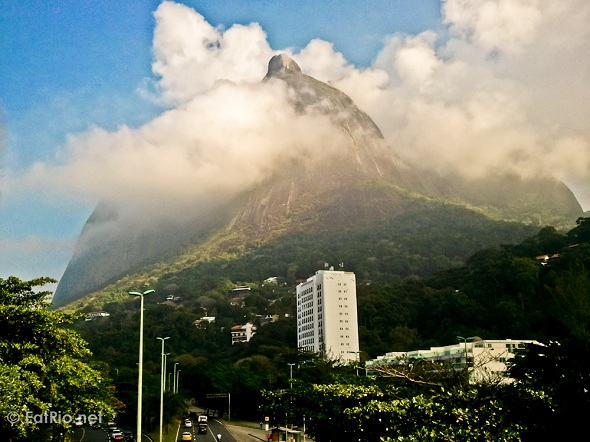 Pedra da Gávea, Rio