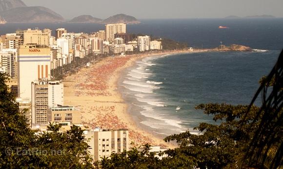 Ipanema Leblon beaches