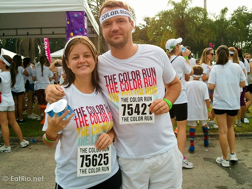 Rio Color Run