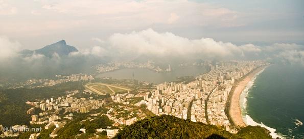 View from Irmão Maior