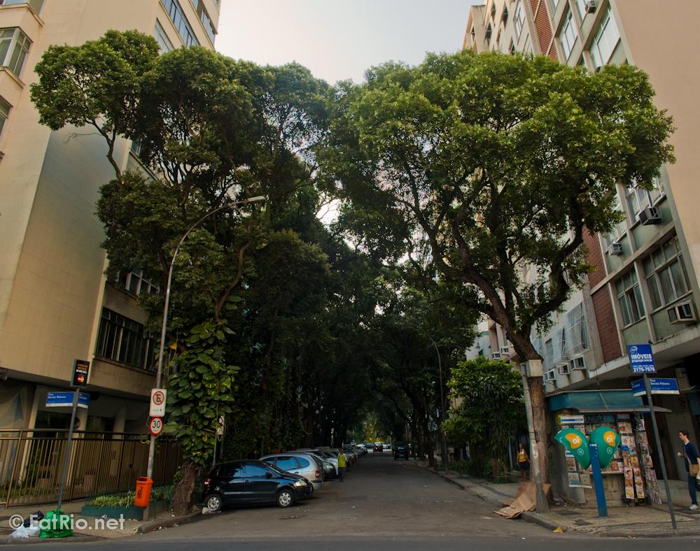 Street-Copacabana