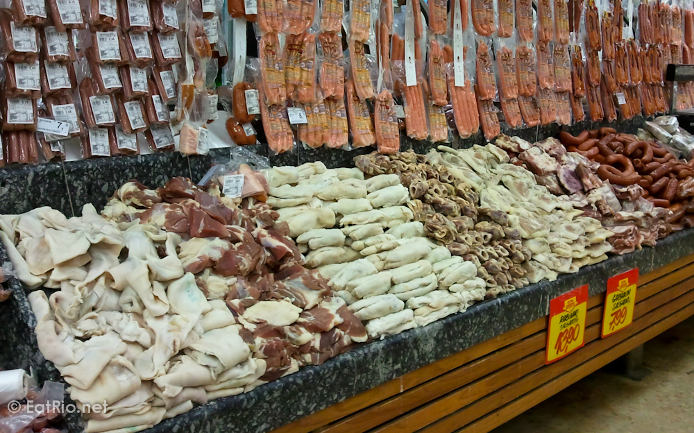 pigs-ears, pig-parts