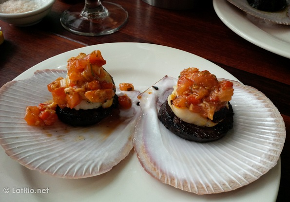 scallops-with-morcilla