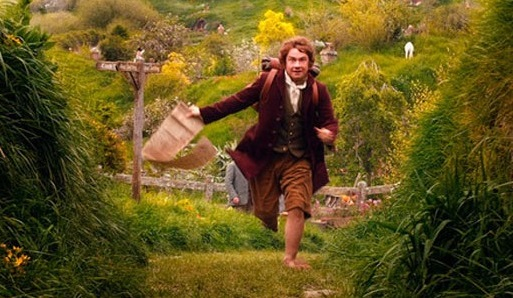 Bilbo-leaving-the-shire