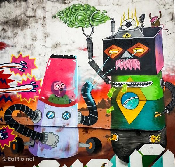 Copa-graffiti
