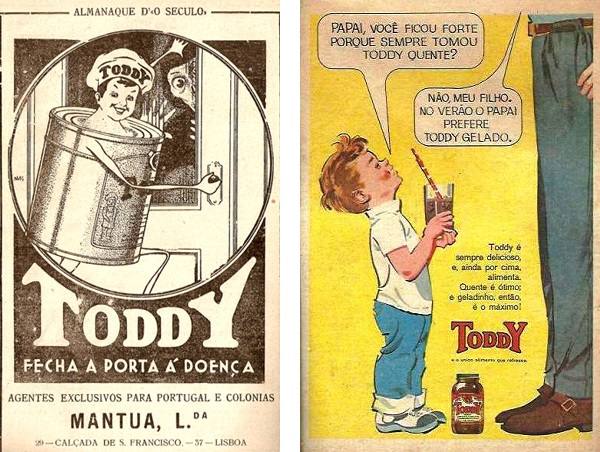 Toddy-antigo