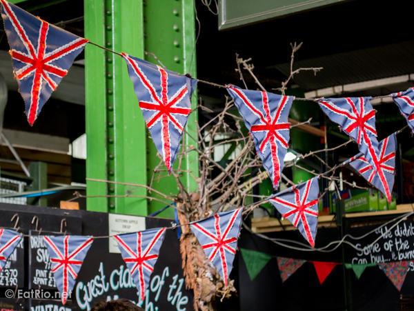 British-bunting
