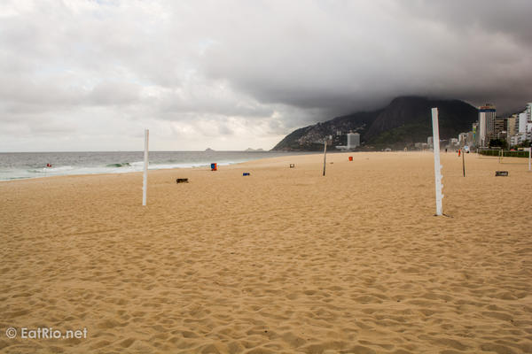 empty-ipanema