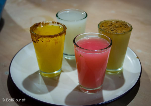 pulque-selection