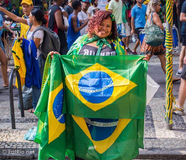 Brazil-merchandise