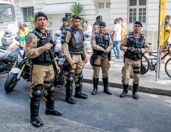 Rio-police