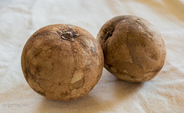 Sapoti-Sapodilla