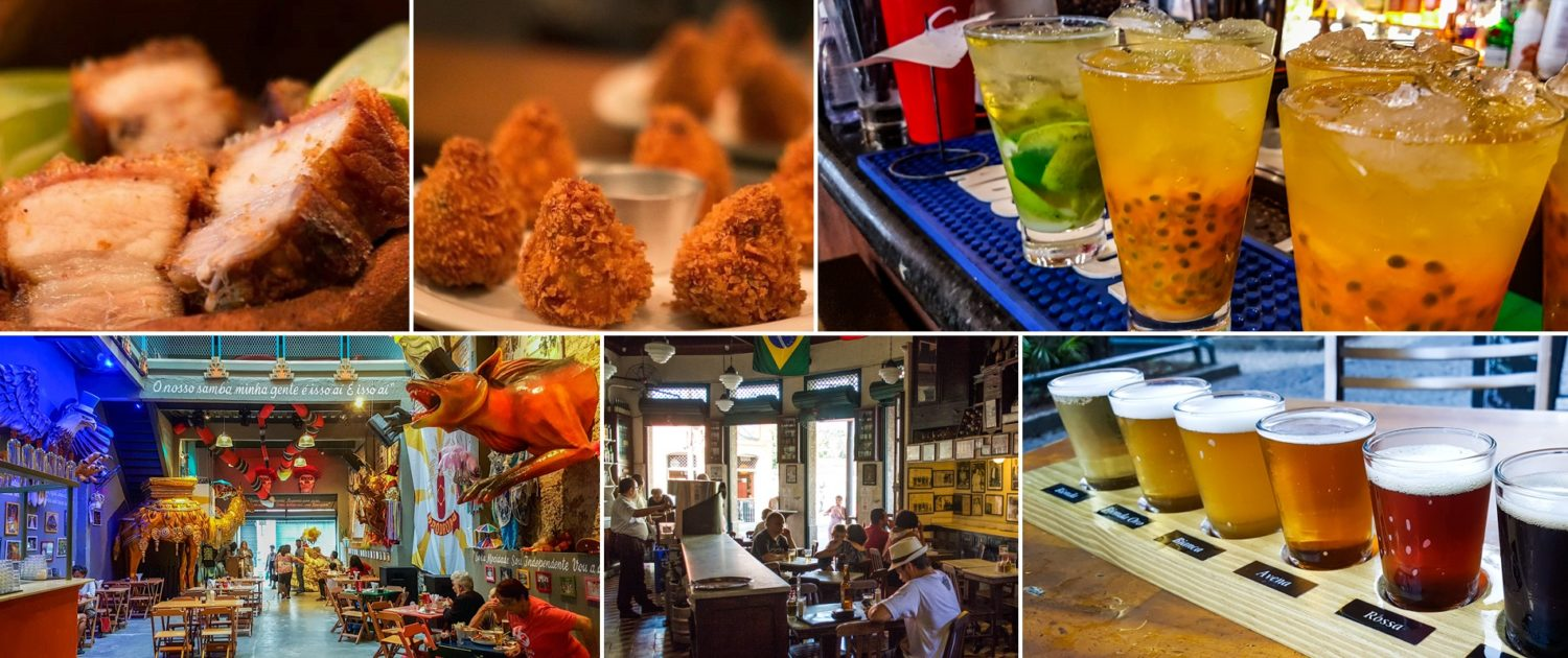 Eat Rio Bar Food Tours